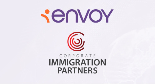 Announcing Envoy's New Affiliation with Corporate Immigration Partners
