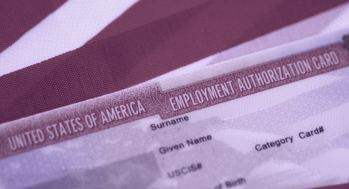 EAD: Employment Authorization Document Information
