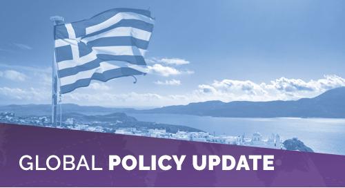 Greece: EU Blue Card Quota Announced for 2021-2022