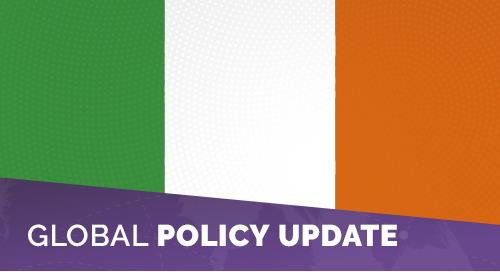 Ireland: Minimum Wages Announced for 2021