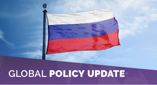 Russia: New Fingerprinting and Medical Exam Policy for Foreign Nationals Forthcoming