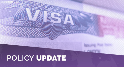 USCIS Extends Flexibilities for Some Applicants Filing Form I-765