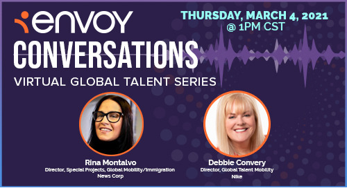 Envoy Conversations: Immigration Insights For The Next Generation of HR Professionals
