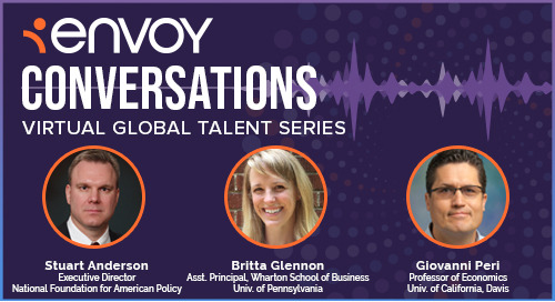Envoy Conversations: Academics' Immigration Policy Recommendations to the Biden Administration