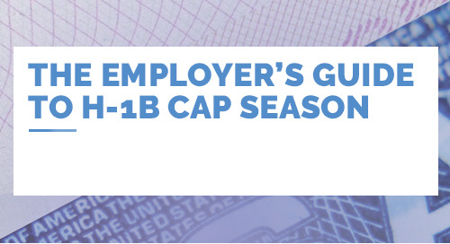 The Employer's Guide to H-1B Cap Season