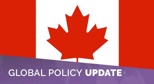 Canada: Standardization of Provincial Vaccine Certificates