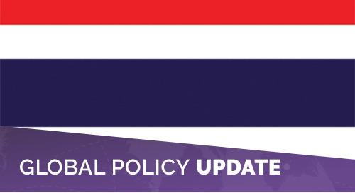 Thailand: Extension of Visas Announced Through November 26, 2021