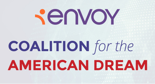 Envoy Global Joins Coalition For The American Dream in Support of The Dream & Promise Act
