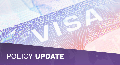 State Department Extends National Interest Exceptions (NIEs) Granted to Travelers Subject to COVID-19 Country Restrictions