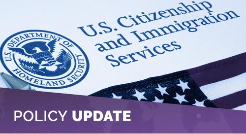 USCIS Announces Closure of Biometrics Processing Unit in Alexandria, VA
