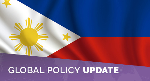 """Philippines: IATF Approves Adoption of """"Yellow"""" and """"Red"""" Country Classifications"""