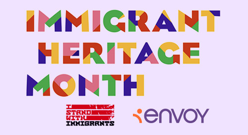 Envoy Announces Support for Immigrant Heritage Month Celebration