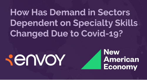 [Report] How Has Demand in Sectors Dependent on Specialty Skills Changed Due to Covid-19?