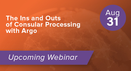 The Ins and Outs of Consular Processing with Argo