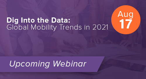 Dig Into the Data: Global Mobility Trends in 2021