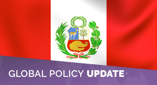 Peru: Updated Entry Requirements