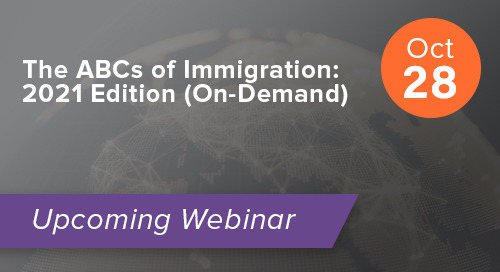 [On-Demand] The ABCs of Immigration: 2021 Edition