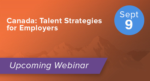 Canada: Talent Strategies for Employers
