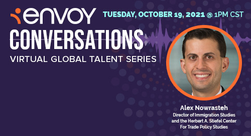 Envoy Conversations: Fireside Chat with Cato Institute's Alex Nowrasteh