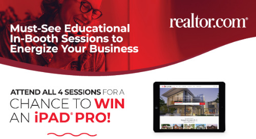 Must See Educational In-Booth Sessions to Energize Your Business
