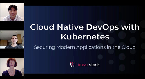 Cloud Native DevOps: Securing Modern Applications