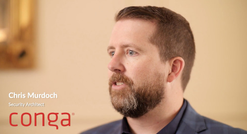 Threat Stack Testimonial - Chris Murdock, Conga - 30