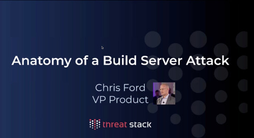 Anatomy of a Build Server Attack