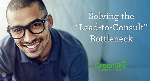 "Solving the ""Lead-to-Consult"" Bottleneck"