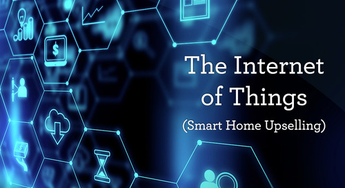 The Internet of Things (Smart Home Upselling)