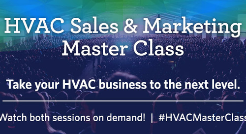 The HVAC Sales and Marketing Master Class