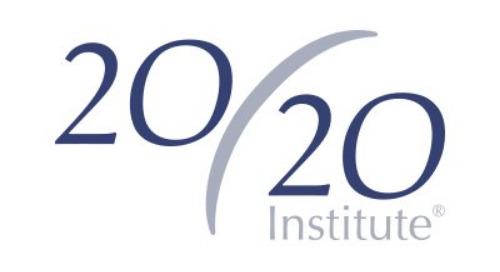 Case Study: 20/20 Institute