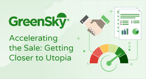 Accelerating the Sale: Getting Closer to Utopia