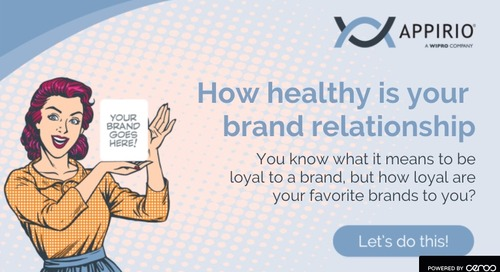 How Healthy is Your Brand Relationship? - Quiz