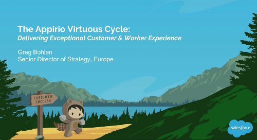 Virtuous Cycle In Action: Delivering Exceptional Worker & Customer Experience