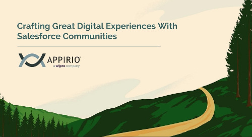 Crafting Digital Experiences with Salesforce Communities