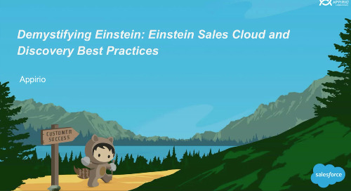 Demystifying Einstein: Einstein Sales Cloud and Discovery Best Practices