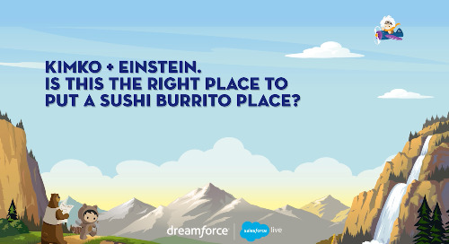 Kimco + Einstein. Is This The Right Place To Put A Sushi Burrito Place?