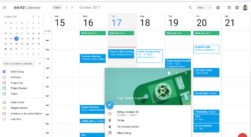Get Ready for Google Calendar's New Look