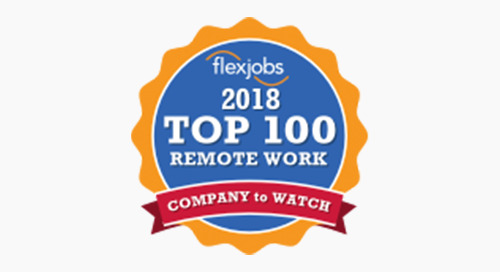 FlexJobs - Top 100 Companies to Watch for Remote Jobs in 2018