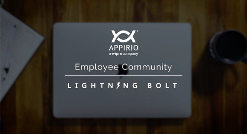 Ask the Salesforce Experts: 5 Questions About the Employee Community Lightning Bolt