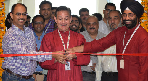 Appirio: Jaipur – Changing a Company's History One Floor at a Time