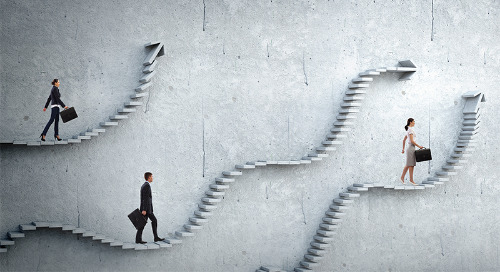 Using Talent Management to Climb the Corporate Ladder