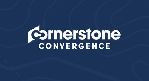 Cornerstone Convergence: June 4 - 6, San Diego