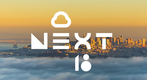 Google Next: July 24 - 26, San Francisco