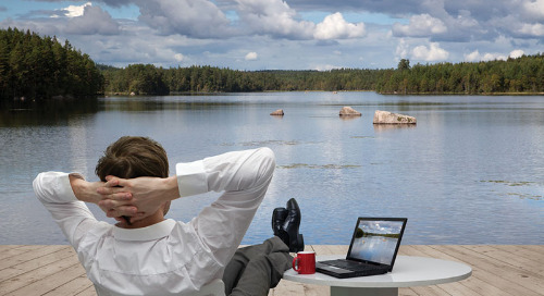 Why Appirians Have the Best Office Views