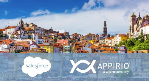 A New (Appirian) Home in Porto