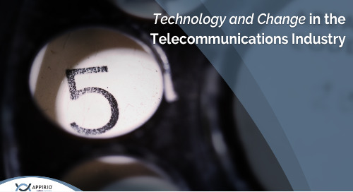 Technology and Change in the Telecommunications Industry