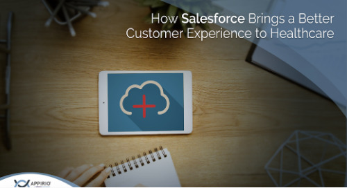 How Salesforce Brings a Better Customer Experience to Healthcare