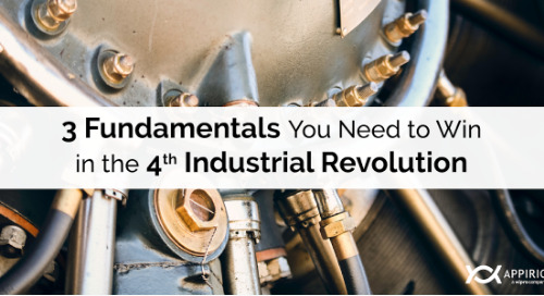 3 Fundamentals You Need to Win in the 4th Industrial Revolution
