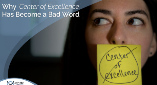 Why 'Center of Excellence' Has Become a Bad Word